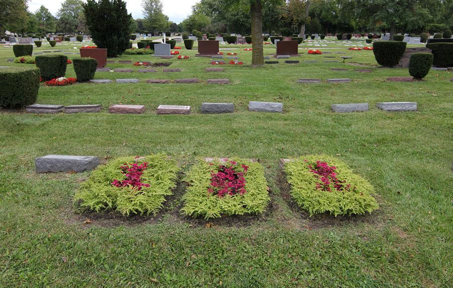 Westlawn Mausoleum Floral Programs