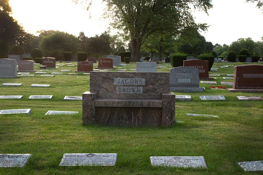 Westlawn Cemetery Memorials