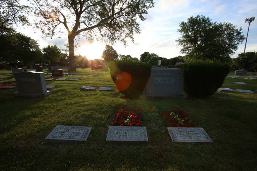 Westlawn Cemetery Grave Spaces